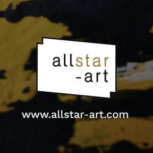 Allstar-art - Galerie d'art contemporain en ligne